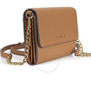 Jetset large phone crossbody bag